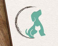 Semi-Custom Logo - Dog & Cat Logo