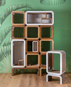 More Light System by Lessmore - design Giorgio Caporaso
