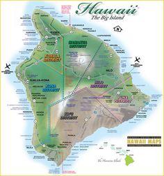 Daily Kos: D Kos Travel Board Series; Da Big Island of Hawai'i