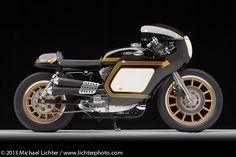 ϟ Hell Kustom ϟ: Harley Davidson Sportster By Brad Richards