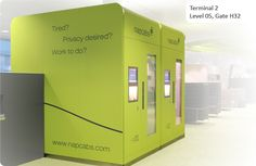 Napcabs... These need to be in EVERY international airport!