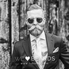 beard styles for round fat face Beard And Mustache Styles, Beard Styles For Men, Beard No Mustache, Hair And Beard Styles, Short Hair With Beard, Bald With Beard, Beard Suit, Beard Look, Types Of Beards