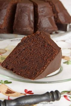Savory magic cake with roasted peppers and tandoori - Clean Eating Snacks Polish Desserts, Polish Recipes, Sweet Recipes, Cake Recipes, Dessert Recipes, Cocoa Cake, Chocolate Cake, Delicious Desserts, Yummy Food