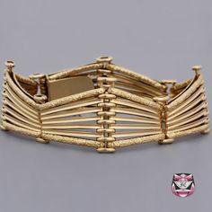 Antique Victorian Gate Bracelet