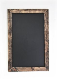 large rustic chalkboard frame 36x24 by mxowoodworking on etsy chalkboard pinterest chalkboard frames rustic and etsy