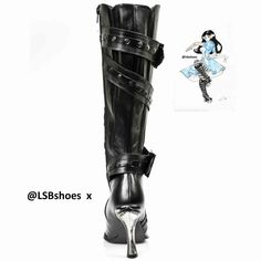 "m.9029-c10-New Rock Alice Madness Cosplay Boots Malicia are the style for our review today and available on our store @LSBshoes.  When we saw these immediately Alice Madness came to mind and we thought we would float the idea in our blog. The m.9029-c10-New Rock Alice Madness Cosplay Boots Malicia are a gorgeous pair of new … Continue reading ""m.9029-c10-New Rock Alice Madness Cosplay Boots Malicia"""
