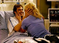 greys anatomy. He was the best character they ever thought up.