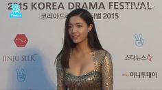 Hwayoung @ Korean Drama Awards 2015