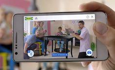 El nuevo catálogo de #Ikea, con una #app de realidad aumentada