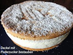 Rezept: Biskuit: KÄSE - SAHNE - TORTE Bild Nr. 10