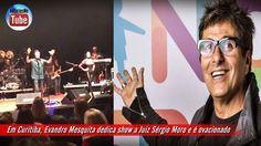 Em Curitiba, Evandro Mesquita dedica show a Juiz Sérgio Moro e é ovacionado