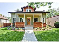 Bungalow Craftsman home