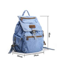 mini sac a dos- aude laure - Auto ModelleThis post was discovered by Pe mini sac a dos Idea backpack for recycling Fantastic Bags Made with Recycled Jeans – Free Guides Recycling jeans for a bag Jean bag Great idea to make a jean handbag. Jean Backpack, Backpack Bags, Old Jeans, Levis Jeans, Mochila Tutorial, Mochila Jeans, Jean Purses, Denim Handbags, Denim Ideas