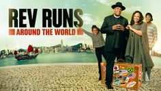 After spending years traveling the world with band mates, Rev Run is embarking on his next travel adventure, but this time with his family. Equipped with four round-the-world tickets, Rev and family will brave exotic territories, fascinating cultures, and much more.