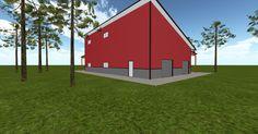 Cool 3D #marketing http://ift.tt/2iWisg9 #barn #workshop #greenhouse #garage #roofing #DIY