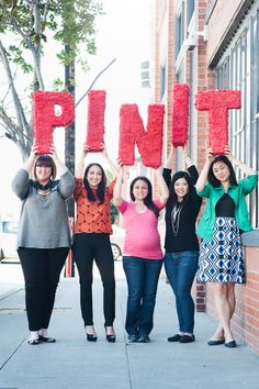 Meet The Ladies Of Pinterest & Tour Their Rad HQ #refinery29