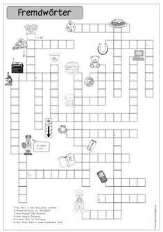 kreuzwortr tsel schwedenr tsel f r kinder ab 10 jahren schule deutsch language und school. Black Bedroom Furniture Sets. Home Design Ideas