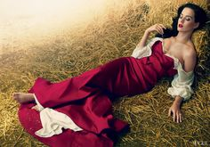 Katy Perry en Vogue US fotos de Annie Leibovitz