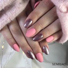 Gel Nail Colors, Gel Color, Pink Color, Mani Pedi, Pedicure, Gel Nail Polish, Gel Nails, Powder Pink, Nude Nails