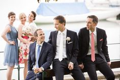 Hochzeit Schloss Mattsee Trauzeugen Groomsmen, Registry Office Wedding, Engagement, Photo Illustration
