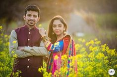 Kaveri <3 Saurabh Blooming happiness in our lives since forever. #prewedding #preweddingshoot #CreateMoments #TheVideowala