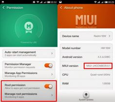gadget,tech,nursing,cars,news,samsung,android,hair style,nails,health.: How to Unroot And Root Xiaomi Redmi 1S