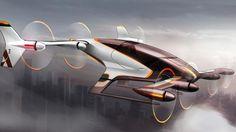 Airbus wil prototype 'vliegende auto' eind van het jaar in de lucht Airbus verwacht voor het einde van het jaar een testvlucht te kunnen maken met een prototype van een 'vliegende auto' met plek voor één passagier. Het prototype is een voertuig met propellers dat als een helikopter kan opstijgen.