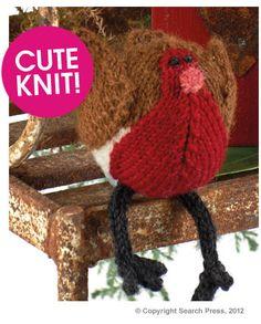 Rockin' Robin Knit Along   Deramores