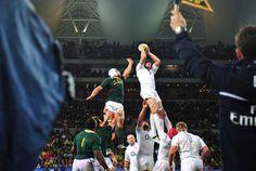 Tra Sudafrica e Inghilterra stavolta è pareggio:14-14
