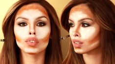 How to: Kim Kardashian Contour and Highlight Tutorial -- AlexandrasGirlyTalk