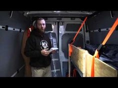 DYI How to Insulate a Camper Van RV with 3m Thinsulate - YouTube