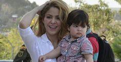 fotos de shakira pique e seu filho - Google Search