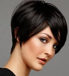 Image result for long pixie cut for thick hair