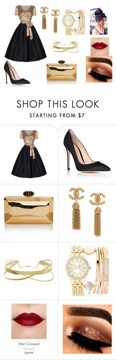 """""""happy new year"""" by catia-santos on Polyvore featuring Gianvito Rossi and Jessica Carlyle"""
