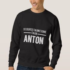 Love To Be ANTON T-shirt - cyo customize create your own #personalize diy