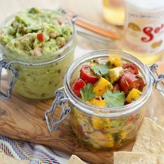 Spice Up Your Tacos With This Smoky Mango Salsa