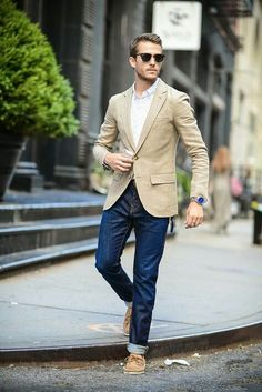 outfit hombres casual