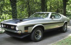 1971 Mustang Boss 351