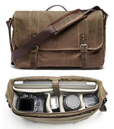 Union Street Camera Bag