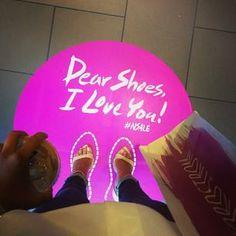 Dear shoes, I love you!