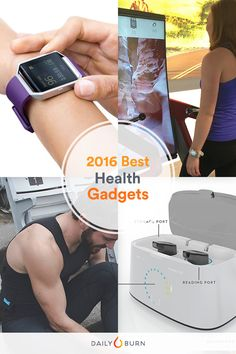 10 Health and Fitness Gadgets You'll Want From CES 2016 Gadgets And Gizmos Vbs, High Tech Gadgets, Dog Gadgets, Geek Gadgets, Camping Gadgets, Electronics Gadgets, Wellness Fitness, Health Fitness, Fitness Wear