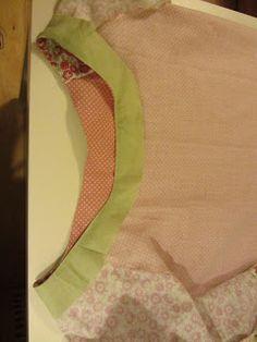 La sciarpa che canta: Cartamodello e tutorial - Grembiule per la scuola Accessories, Fashion, Moda, Fashion Styles, Fashion Illustrations, Jewelry Accessories