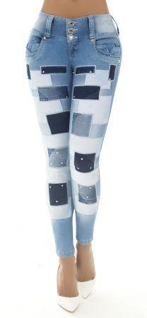 Jeans levanta cola WOW 86216