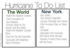 What Hurricane Preparedness Looks Like In New York City | Happy Place