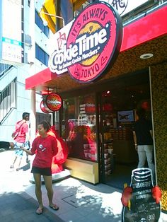 Cookie Time/Harajuku