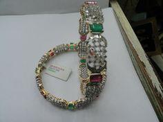Diamond Colour Bangle