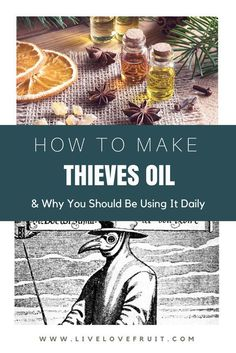 This thieves oil recipe is the perfect essential oil blend to protect you against sickness, relieve sore joints, and boosting respiratory and oral health.