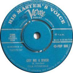 Ella Fitzgerald — Cry Me A River