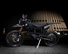 Zero Motorcycles   MMX Electric for US Special Forces
