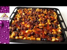 How to make meatball eggplant kebab in the oven? Kebab recipes on our website - . - Pratik Hızlı ve Kolay Yemek Tarifleri Iftar, How To Make Meatballs, Kebab Recipes, Kebabs, Homemade Beauty Products, Kung Pao Chicken, Tasty Dishes, Eggplant, Oven
